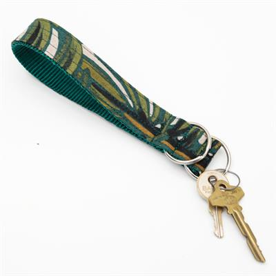 Tropic Rifle Paper Co Wristlet Key Fob