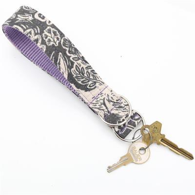 Wildwood Rifle Paper Co Wristlet Key Fob