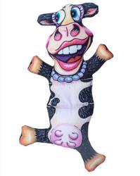 Big Moo Dog Toy - Barnyard Flops