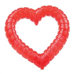Snuggle Puppy Teething Comfort Aid - Red Heart