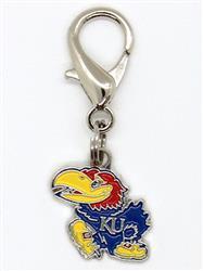 Kansas State University Wildcats Collar Charm