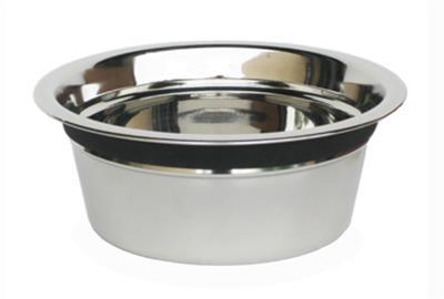 Food Grade 304 Stainless Steel Pet Bowls (Human Grade)