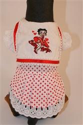 Heart Bib Dress