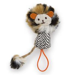 Safari HappyNip Lion Launcher Cat Toy by Petlinks