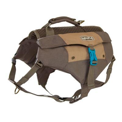 Denver Urban Pack Lightweight Urban Hiking Backpack for Dogs - Pink/Brown
