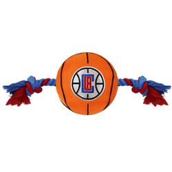 Los Angeles Clippers Nyon Dog Toy