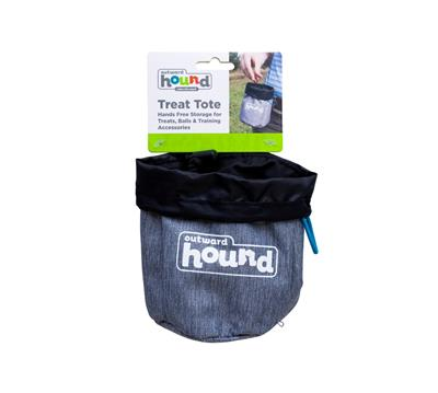Outward Hound Treat Tote Grey