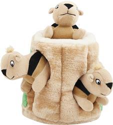 Hide-A-Squirrel Puzzle Plush™ Toy