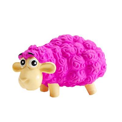 Tootiez Sheep, Grunting, Dog Squeak Toy