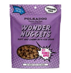 Wonder Nuggets with Pork & Apple - 12oz Pouch