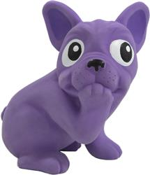 Tootiez Frenchie Dog, Grunting Dog Squeak Toy - COPY