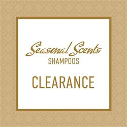CLEARANCE - Seasonal Scents Shampoo