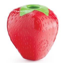 "Orbee Tuff Fetch 3"" Strawberry by Planet Dog"