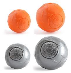 Orbee Tuff Diamond Plate Ball by Planet Dog