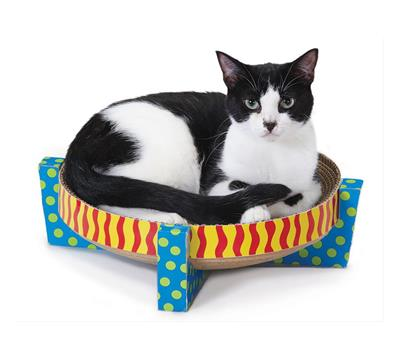 Petstages™ Easy Life Scratch, Snuggle and Rest
