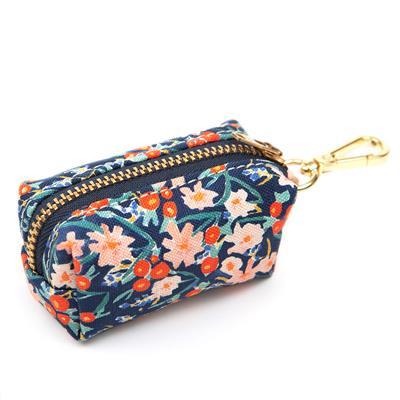 Inky Blooms Waste Bag Holder