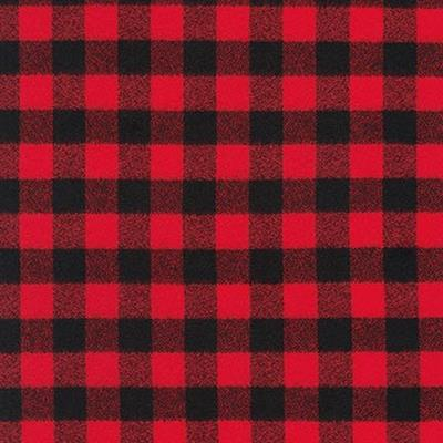 Buffalo Plaid Flannel Dog Bandanas (5 colors)