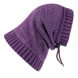 Polaris Snood - Plum Purple