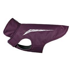 Cascade Coat Plum Purple