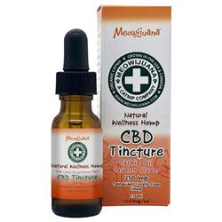 CBD Tincture - 250mg CBD with Salmon and Catnip Oil - 6/case
