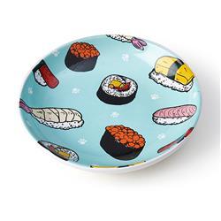 "Sushi Time! 5"" Saucer - 2.5oz"