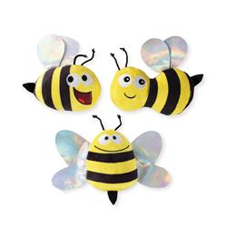 Bumble Bees Small Dog Toys - Set Of 3