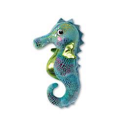 Shelly The Seahorse Plush Dog Toy