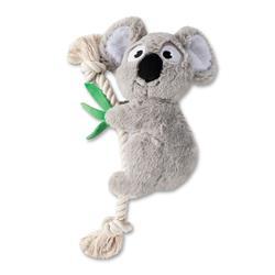 Koala Plush Dog Toy