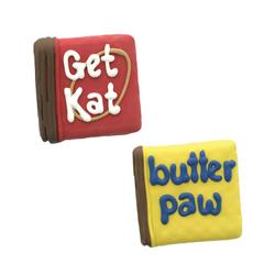 Just for Licks, Butter Paw and Get Kat, 18/Case, MSRP $2.49