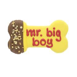 """Just for Licks, Mr. Big Boy, 6"""" Bone, 10/Case, MSRP $4.99"""