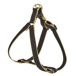 Black and Tan - Green Market Collection Harnesses