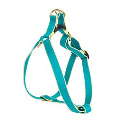 Teal and Yellow - Green Market Collection Harnesses
