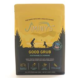Jiminy's Good Grub Dog Food - 3.5 lb