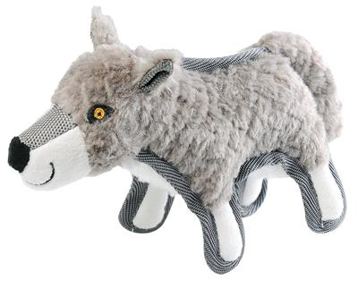 Ruff's - Gray Wolf Toy
