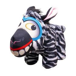 Adventure - Plush Zebra Toy