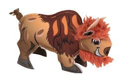 Critterz - Buffalo Toy