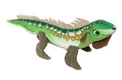Critterz - Iguana Toy