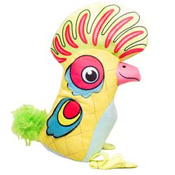 Doodles - Feather Head Bird