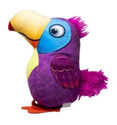 Doodles - Purple Bird Toy