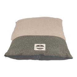 Classic Linen & Microsherpa Bed - Green