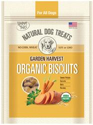 Organic Garden Harvest Treats, 12 oz Bag