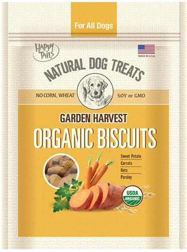 Organic Garden Harvest Treats, 12 oz Bag