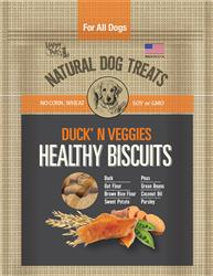 Duck N Veggie Treats, 12 oz Bag