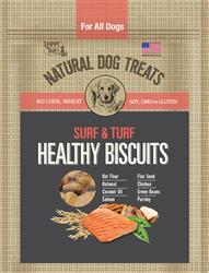 Surf & Turf Treats, 12 oz Bag