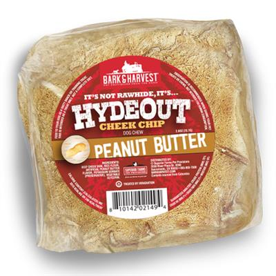 HydeOut™ Cheek Chips Peanut Butter Flavored, 40 ct.