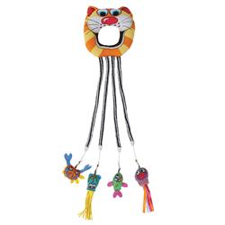 FAT CAT® Catfisher® Doorknob Hanger Cat Toy