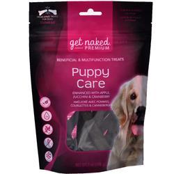 Get Naked Premium Dog Treats - Puppy Care - 7oz bag