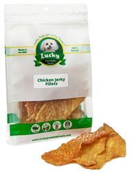 Chicken Jerky Fillets - Single Unit for Dropship