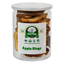 Apple Rings Dog Treats - Single Unit for Dropship