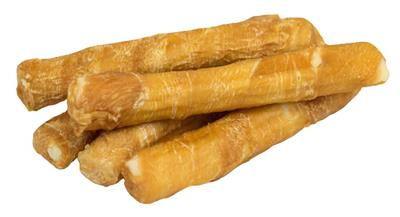 Medium Dog Size - Chicken Wrapped Rawhide Dog Treats - Single Unit for Dropship